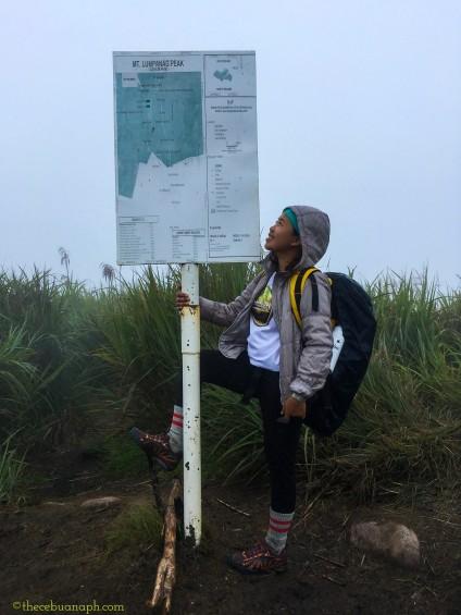 Mt Lumpanag/Wiji